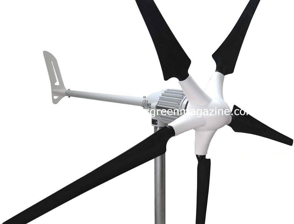1- Ista Breeze_ i-1000W, 48 Volt Wind Generator 35AM6dV