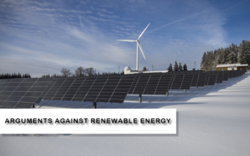 Why arguments against renewable energy could be easily refuted