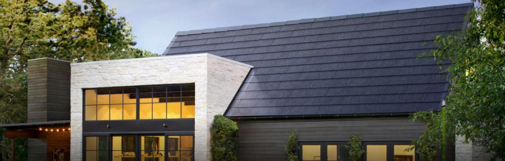 Tesla solar rooftop