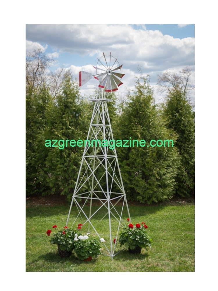 Winguard-Premium-Metal-Garden-Windmil