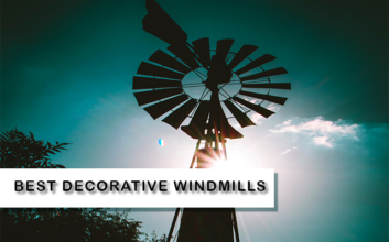 Best decorative windmills