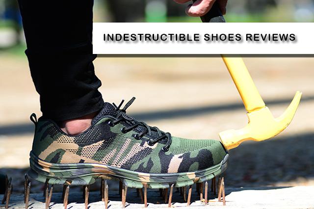 Indestructible Shoes reviews