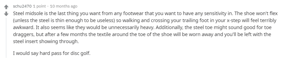 Indestructible Shoes Reddit Review #3