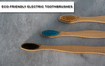 Eco-Friendly Electric Toothbrush Heads
