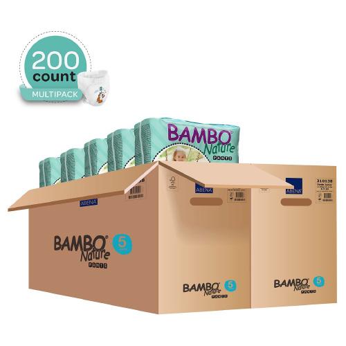 Bambo Nature Eco Friendly Baby Training Pants
