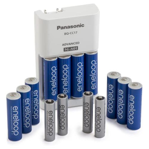 Panasonic K-KJ17MZ104A eneloop Power Pack