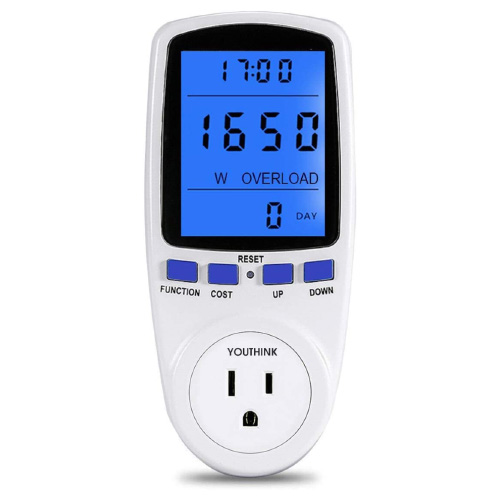 YOUTHINK Electricity Usage Monitor Power Meter