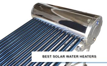 Best solar water heaters