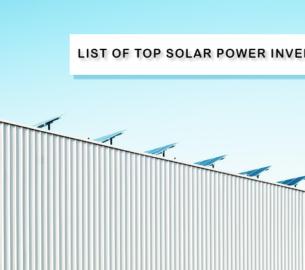 Solar power inverters guide
