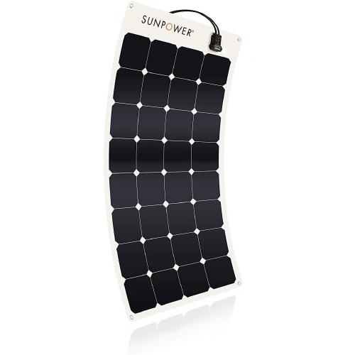 Sunpower Flexible Solar Panel 110W